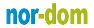 Nordom logotyp